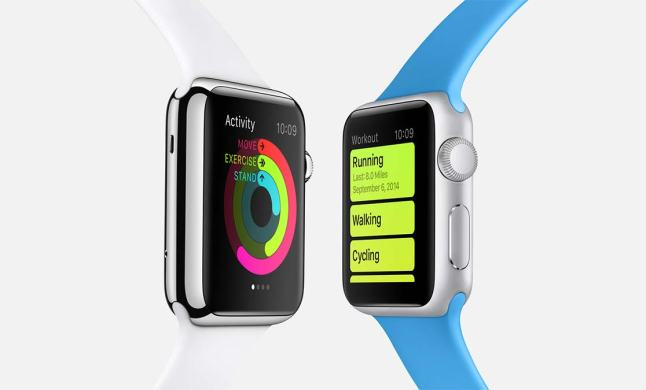 Activité Apple Watch
